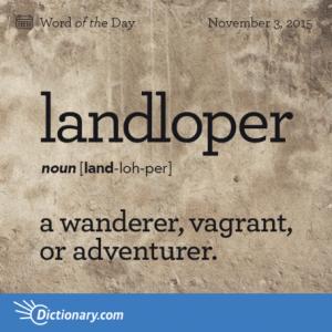 landloper