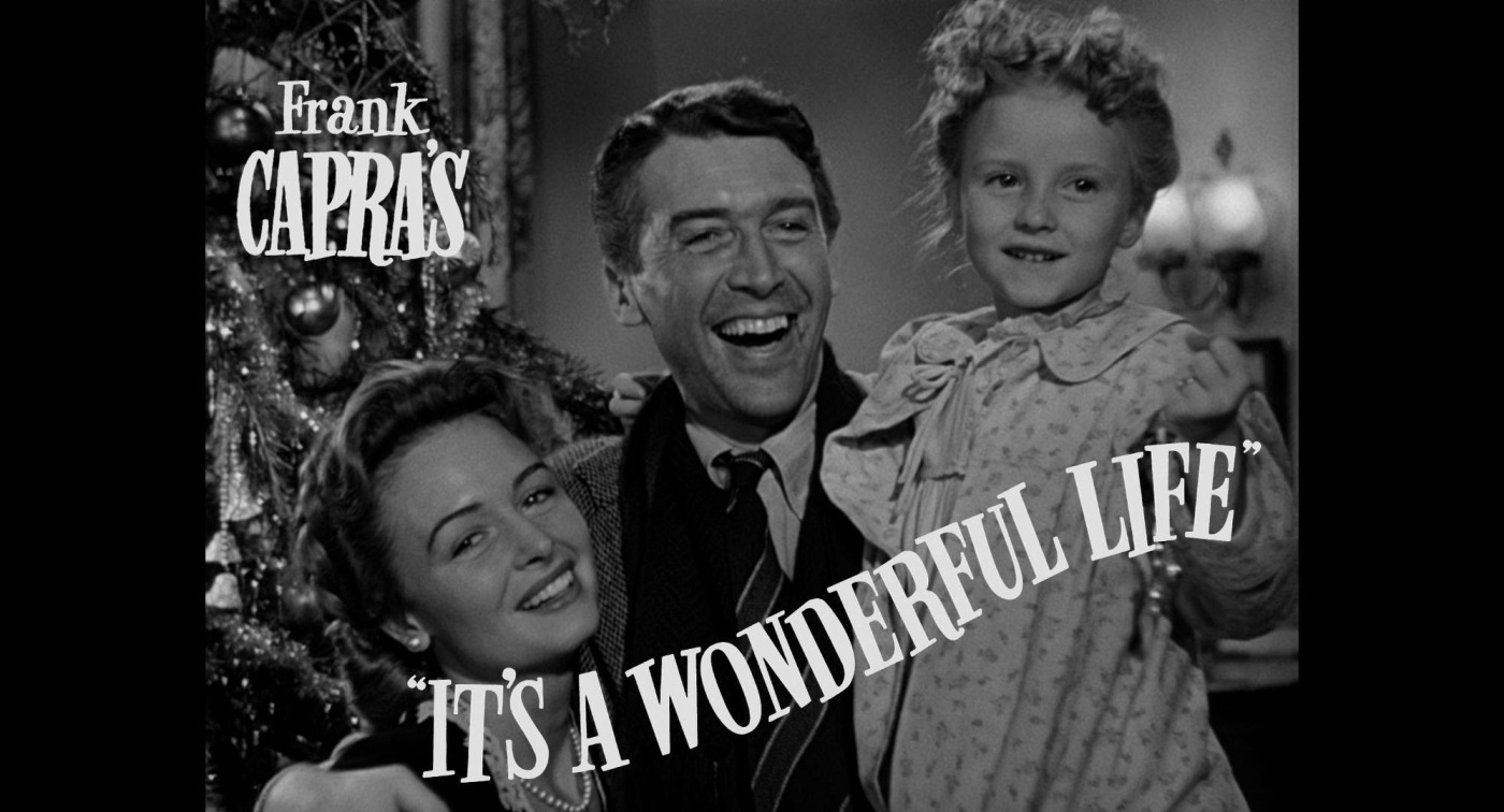 Who starred as George Bailey in the Christmas movie It\'s A Wonderful ...