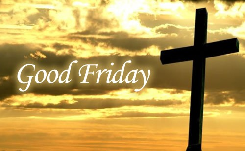 good friday.