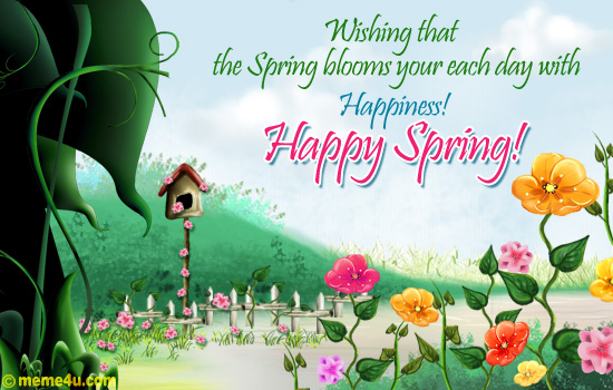 Happy spring day cards 8 the konop companies happy spring day cards 8 m4hsunfo