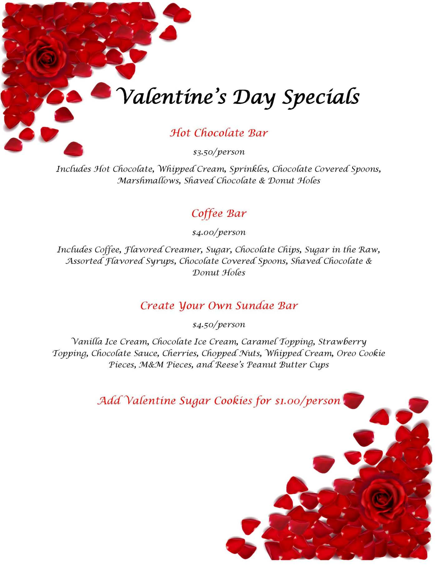 It S Not Too Late For A Valentine S Day Surprise Check Out Our